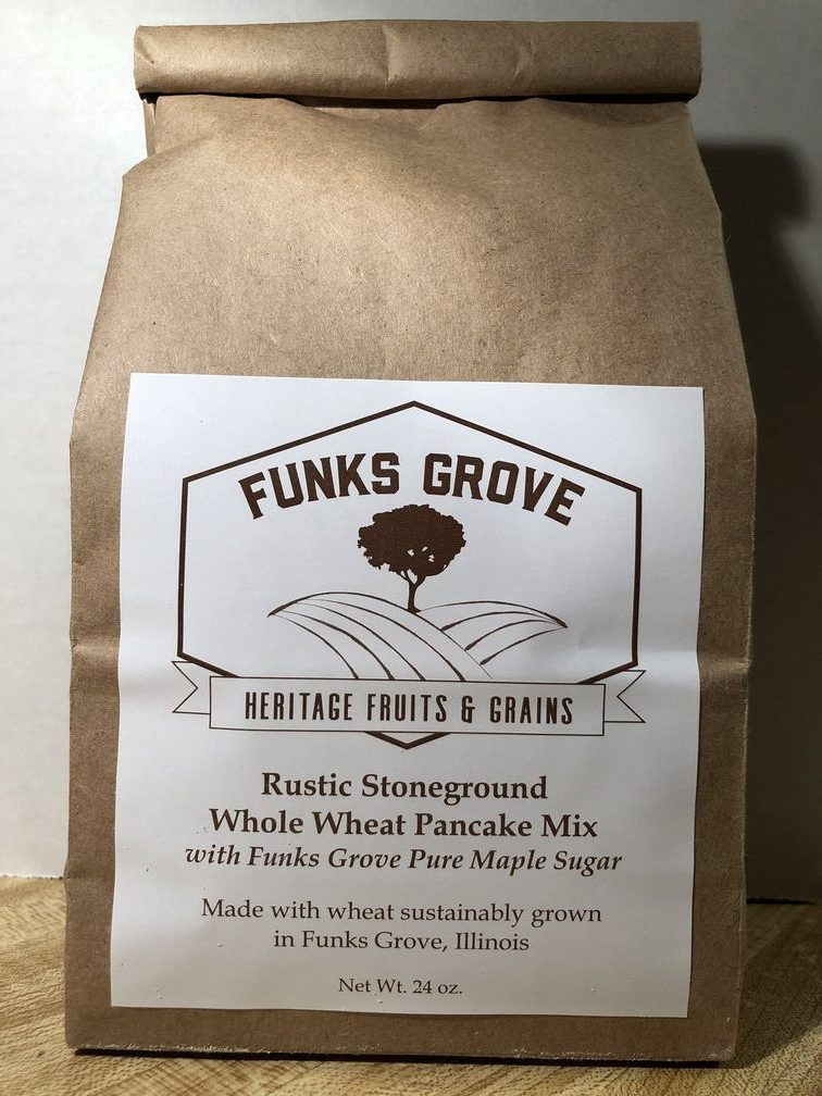 Funks Grove Stoneground Pancake Mix 24oz