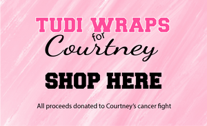 TUDI Wraps for Courtney 2 for $20