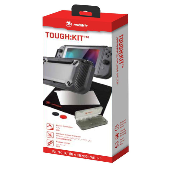 KIT TOUGH BLACK/SWITCH
