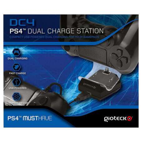 DUAL CHARGE STATION