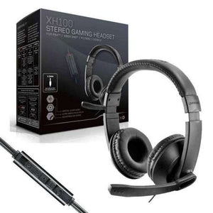 AURICULARES STEREO GAMING XH100