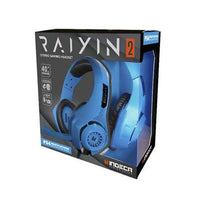 HEADSET RAYIN 2.0 BLUE