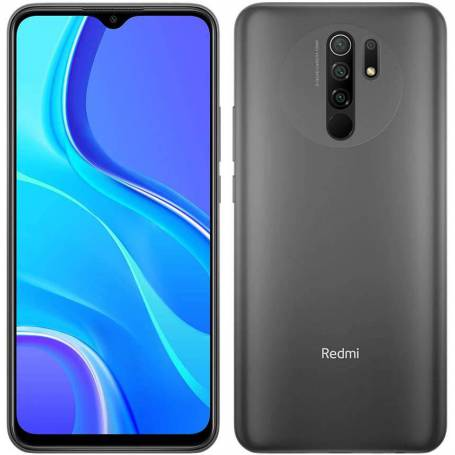 SMARTPHONE XIAOMI REDMI 9 4+64GB CARBON GREY