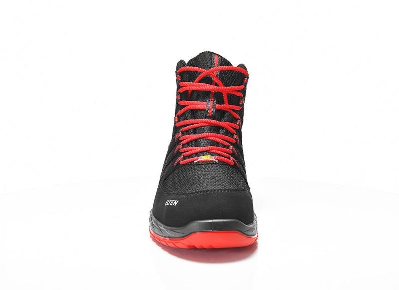 Elten MADDOX 769561 black-red Mid ESD S3