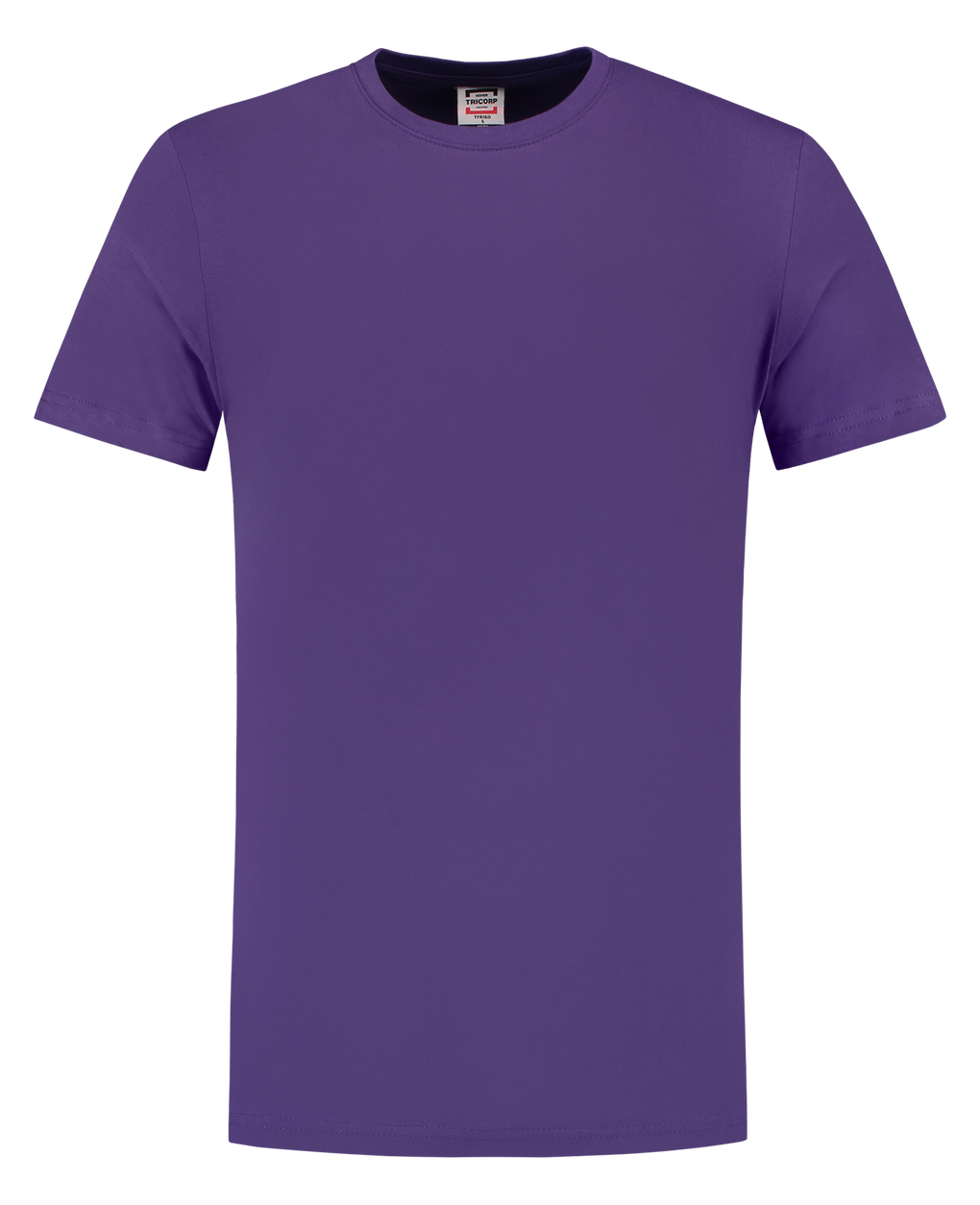 Tricorp T-Shirt Slim Fit Purple