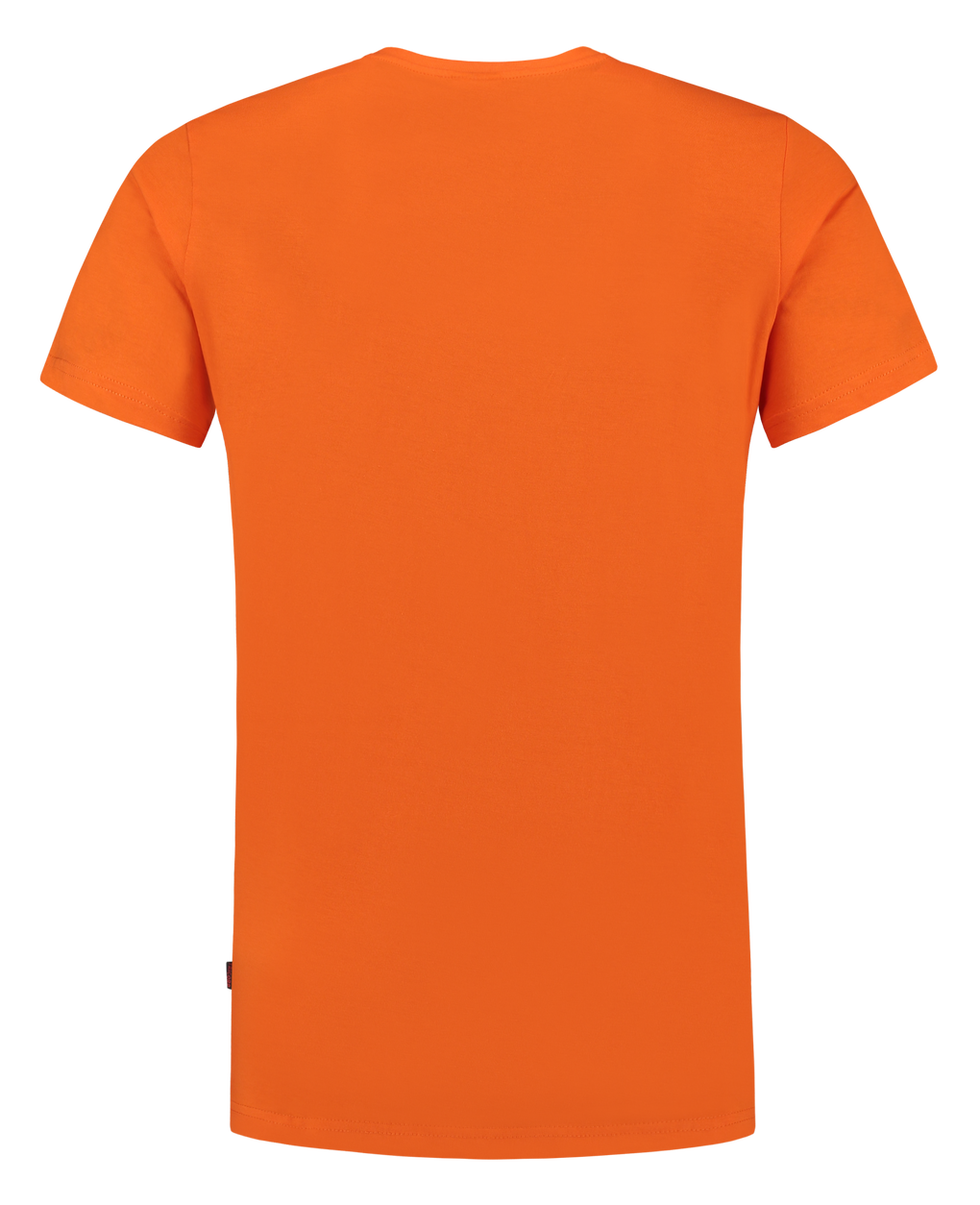 Tricorp T-Shirt V Hals Slim Fit Orange