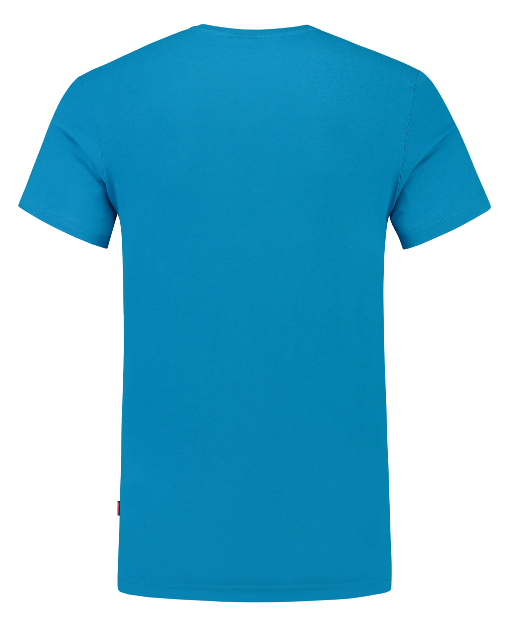 Tricorp T-Shirt V Hals Slim Fit Turquoise