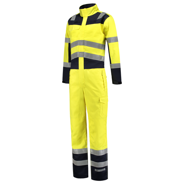 Tricorp Overall Multinorm Bicolor Fluor Yellow-Ink