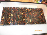 Australian coloured wood chips - Resifill PEN blanks - Sold singly