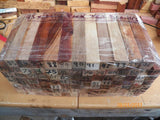 New updated 99 AUSTRALIAN mix PEN turning timber species BLANKS