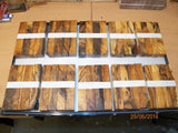 Australian #29 Lucerne old tree wood - PEN blanks raw - Sold in packs