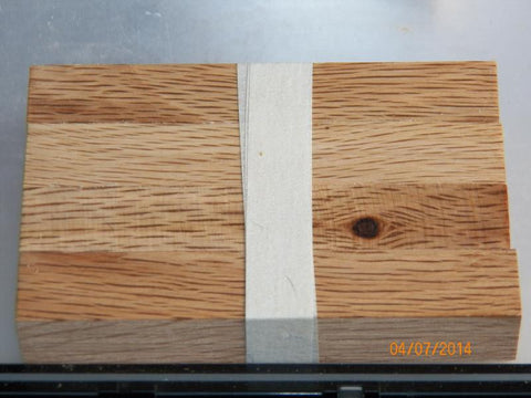 Australian #15 Holly-Oak tree wood - PEN blanks raw - Sold in packs