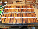 Australian #71st Prune tree wood - PEN blanks raw - Sold in packs
