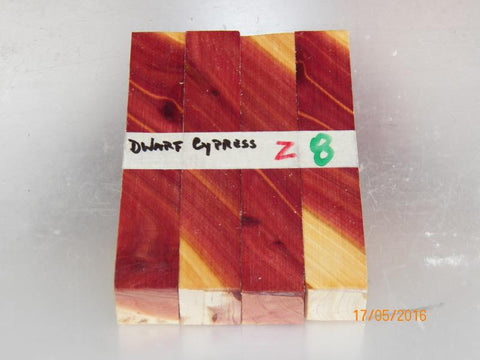 Australian #89z (diagonal) Dwarf Cypress tree - PEN blanks - Sold in packs