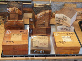 Australian Local woods - Box making blanks - mixed species and sizes - Sold singly