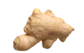 A chunk of natural ginger root to support your immune system