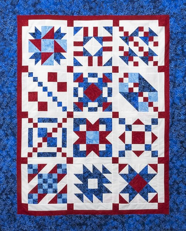 Well-Behaved Women Block of the Month