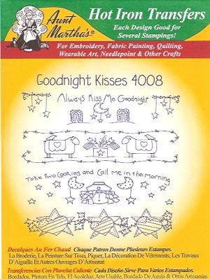 Aunt Martha 4008 - Goodnight Kisses
