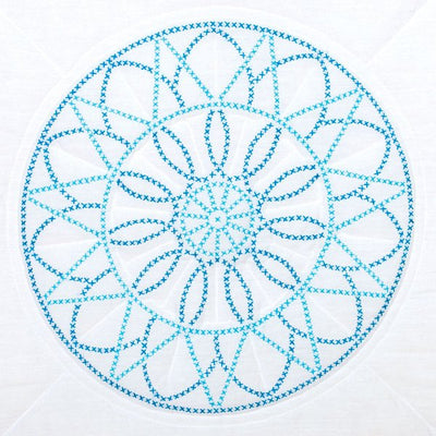 "Dream Catcher - Stamped 18"" Quilt Blocks"