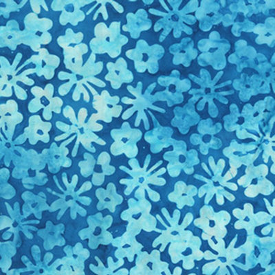 Anthology - 851Q2 Blue Batik