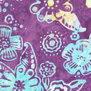 Clothworks - Y2866 Purple