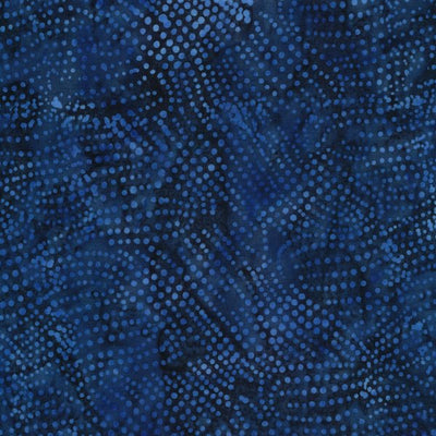 Majestic Batiks - On the Docks 575 Blue