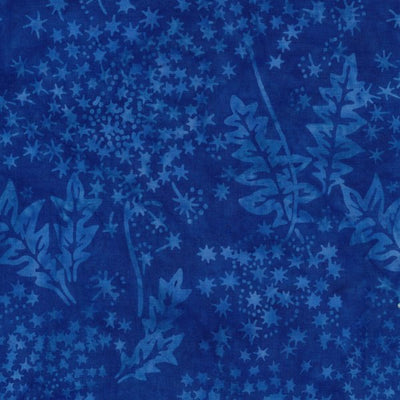 Majestic Batiks - On the Docks 578 Blue