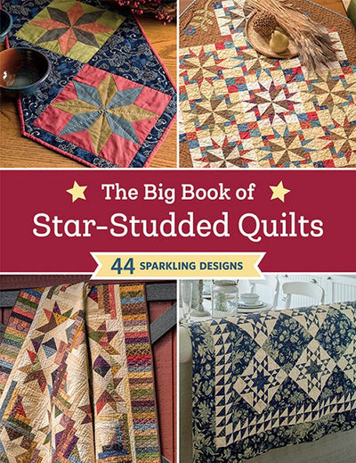 Big Book of Star Studded Quilts