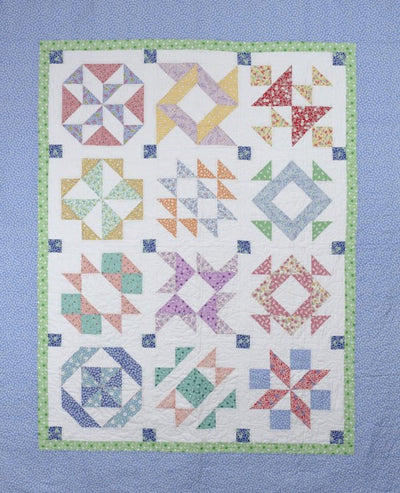 BOM - Bobby Sox Sisters Block of the Month