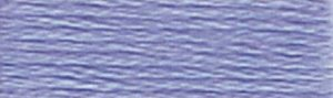 DMC Embroidery Floss - #156 Blue Violet, Medium Light