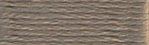 DMC Embroidery Floss - #3032 Mocha Brown, Medium