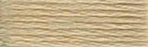 DMC Embroidery Floss - #3046 Yellow Beige, Medium