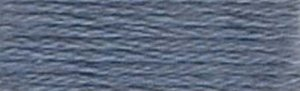 DMC Embroidery Floss - #317 Pewter Gray