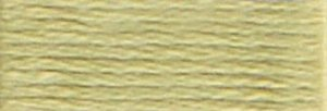 DMC Embroidery Floss - #3348 Yellow Green, Light