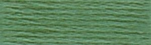 DMC Embroidery Floss - #3363 Pine Green, Medium