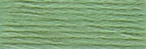 DMC Embroidery Floss - #3364 Pine Green
