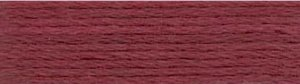 DMC Embroidery Floss - #3802 Antique Mauve, Very Dark