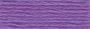 DMC Embroidery Floss - #3837 Lavender, Ultra Dark