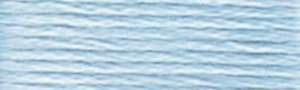 DMC Embroidery Floss - #3841 Baby Blue, Pale