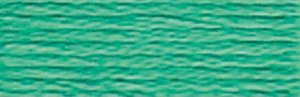 DMC Embroidery Floss - #3851 Bright Green, Light