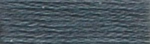 DMC Embroidery Floss - #413 Pewter Gray, Dark