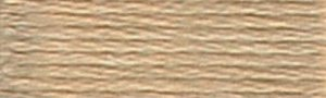 DMC Embroidery Floss - #422 Hazelnut Brown, Light