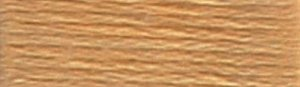 DMC Embroidery Floss - #437 Tan, Light