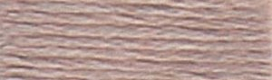 DMC Embroidery Floss - #452 Shell Gray, Medium
