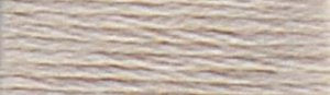 DMC Embroidery Floss - #453 Shell Gray, Light