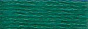 DMC Embroidery Floss - #561 Jade, Very Dark
