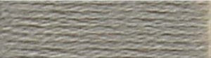 DMC Embroidery Floss - #646 Beaver Gray, Dark