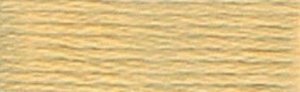 DMC Embroidery Floss - #676 Old Gold, Light