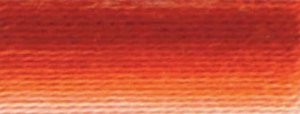 DMC Embroidery Floss - #69 Terra Cotta, Variegated