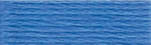 DMC Embroidery Floss - #798 Delft Blue, Dark